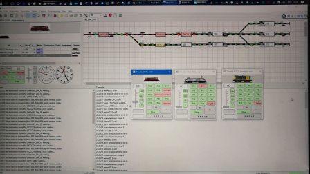 ATO控制软件界面