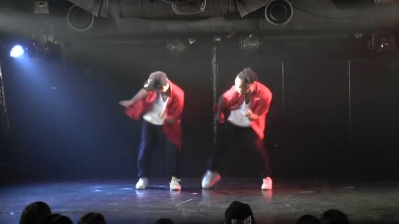 WAPPER+CANDOO ( NewSchoolOrder ) HOT PANTS vol.36 DANCE SHOWCASE