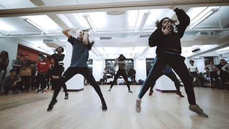 Chris Brown - Kriss Kross Choreography by Hollywood
