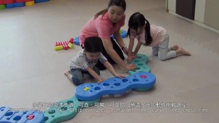 Weplay海漾步道 (KM2015 Weplay Coral Adventure) 感觉统合、动作协调、触觉刺激、平衡