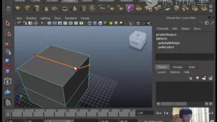 10 多变形建模工具