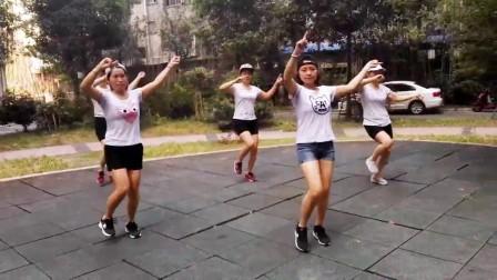 舞蹈《踩踩踩》林老师舞蹈