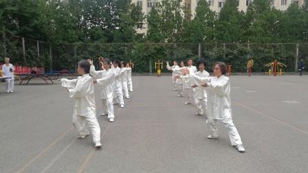 北京国际太极文化节彩排20170722