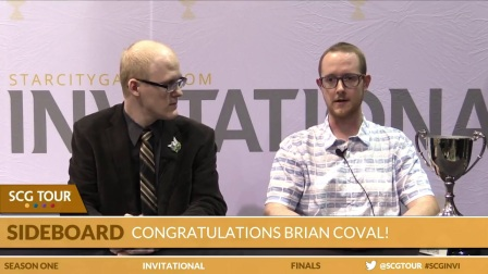 SCGINVI_-_Winner_s_Interview_-_Brian_Coval