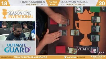 SCGINVI_-_Round_13_-_Frank_Skarren_vs_Solomon_Malka_Standard