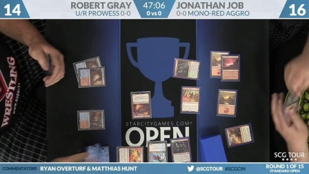 SCGCIN_-_Round_1_-_Robert_Gray_vs_Johnathan_Job_Standard