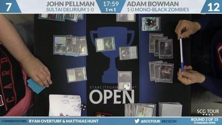 SCGCIN_-_Round_2b_-_John_Pellman_vs_Adam_Bowman_Standard