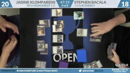 SCGCIN_-_Round_2_-_Jadine_Klomparens_vs_Stephen_Bacala_Standard