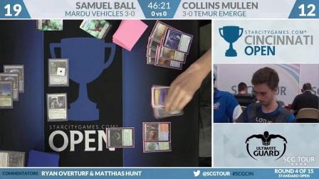 SCGCIN_-_Round_4_-_Samuel_Ball_vs_Collins_Mullen_Standard