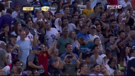 Paris Saint Germain vs Tottenham