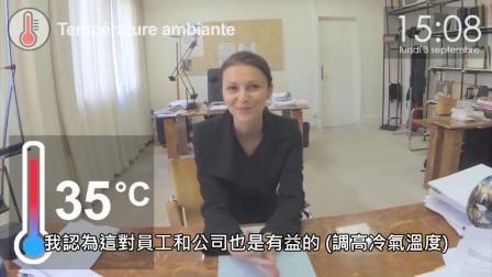 【恶搞】巧用Google Glass和漂亮妹子进行面试 (中文字幕)