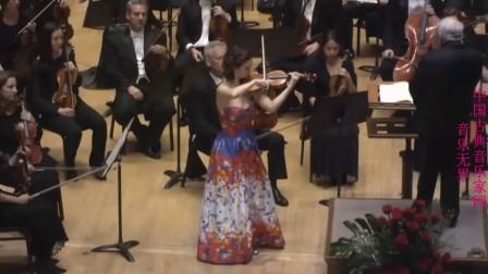 音乐无界: 美国小提琴家Hilary Hahn超凡演奏Ysaye奏鸣曲5号Danse Rustique