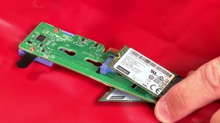 Lenovo Thinksystem SR630 Install M.2 Backplane And M.2 Drive