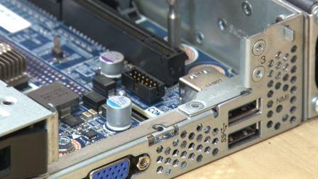 Lenovo Thinksystem SR630 Install Riser Card