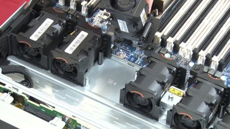 Lenovo Thinksystem SR630 Install System Fan