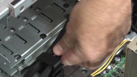ThinkSystem ST550/ST558 installing front panel