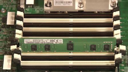 ThinkSystem ST550/ST558 removing DIMM
