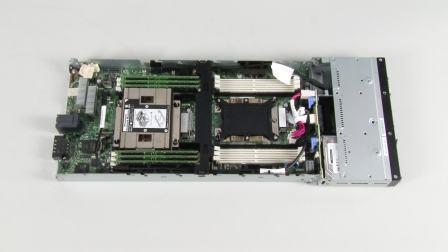 Lenovo ThinkSystem SD530 Install Compute Node Cover