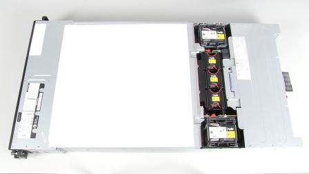 Lenovo ThinkSystem SD530 Install Fan Cover