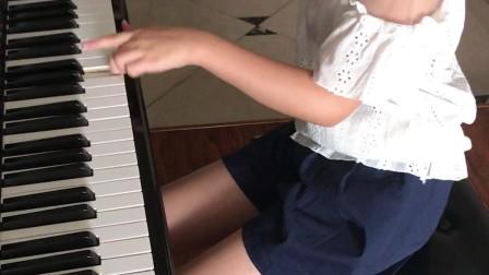 全国钢琴八级考级曲:放马曲