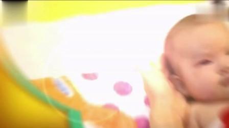 宝宝抚触按摩, 增加婴儿安全感, 增进亲子关系!