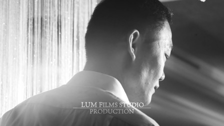 LUM丨Xia Kun& Gao Meixue, July 15,2017婚礼花絮  惠州·中国