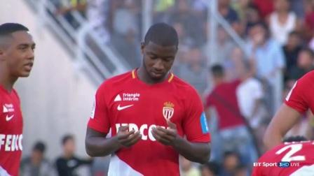 Monaco vs PSG  Highlights