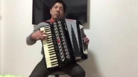 吕纯斌手风琴演奏《自由山鹰》