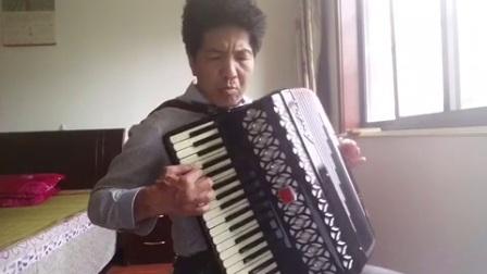 吕纯斌手风琴演奏《欢乐曲》