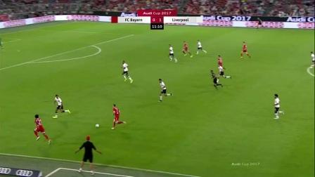 Bayern Munich vs Liverpool Highlights