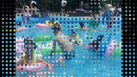视频相册——王子涵、李浩生游泳
