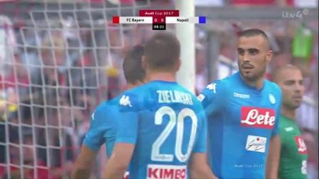 Napoli vs Bayern Munich Highlights