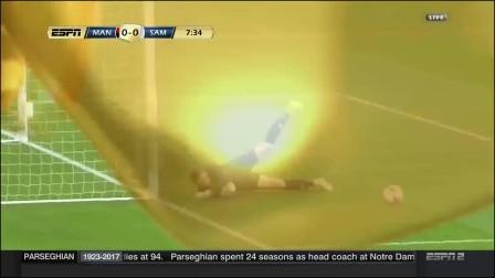 Manchester United vs Sampdoria