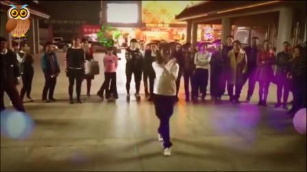 强晶FADED电音鬼步舞