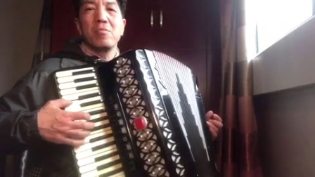 吕纯斌手风琴演奏《微笑波尔卡》