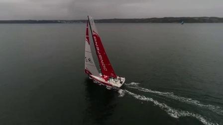 劳力士法斯特耐特帆船赛_day1_与阿克苏诺贝尔的王者之争