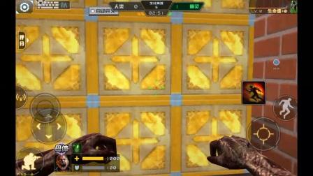 全民枪战麒麟游戏解说创造模式