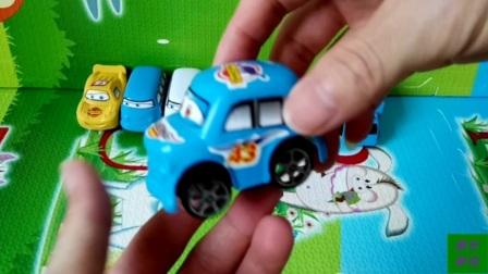 汽车总动员玩具视频2