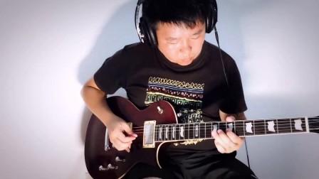 女儿情电吉他选段