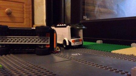 HEROBRINE工作室 定格动画:车祸
