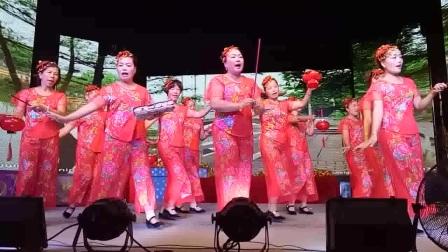 喜洋洋进香(联星西许姐妹合体舞蹈队---精彩演义)2017年8月