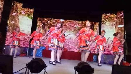 多嘎多椰(联星西许姐妹合体舞蹈队---精彩演义)2017年8月