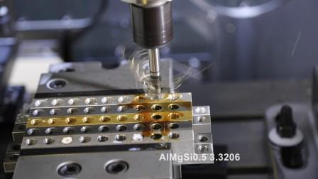 CNC 同步进给攻丝——DC Swiss多功能螺纹丝锥