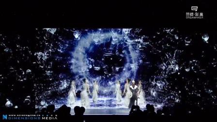 「水滴」新媒体互动舞蹈_吾想创意