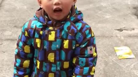 3岁的二宝Ol