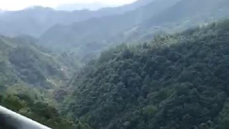 安化云台山玻璃栈道穿越
