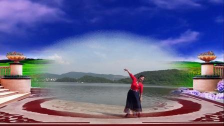 藏舞《再唱山歌给党听》演唱索朗旺姆、编舞余葵、演绎舞痴、摄像老七、制作紫罗兰