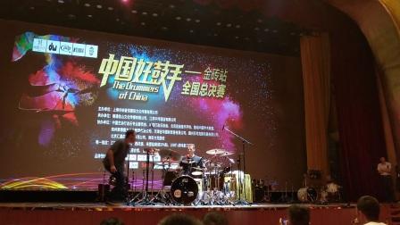 【中国好鼓手】Thomas Lang的表演02