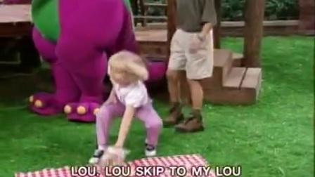 Barney - Picnic Song