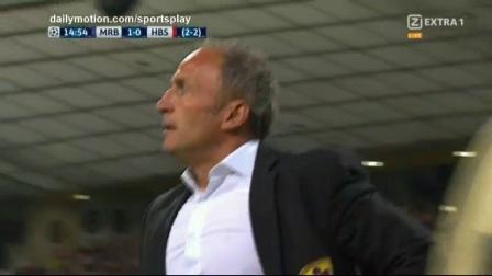 Maribor 1 - 0 Hapoel Beer Sheva